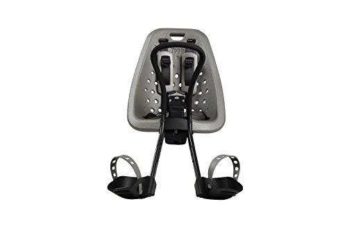 Yepp Mini - Silla infantil para bicicleta plata plata Talla:n/a