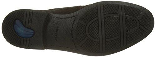 Stonefly Herren Class II 4 Velour Desert Boots Grau (Charcoal 1a12)