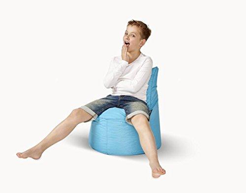 Sit Joy Basic Square Zitzak.Sit Joy Zitzak Bumba Aqua