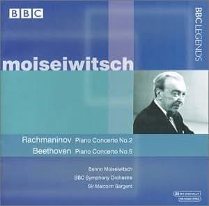 Rachmaninov - Beethoven - Piano Concertos / Moiseiwitsch