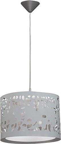 lampe-de-plafond-lustre-twix-1-grand-gris-gouttes
