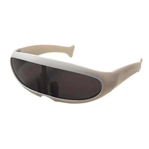 Maxpex Haustier-Sonnenbrille, für Haustiere, lustige Augenschutz, Sonnenbrille, transparent