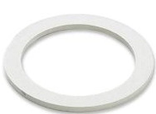 Bialetti Spare Rubber Seal - Replacement Part Suitable for Moka Express Dama and Break Models - 12 Cups (Bialetti Espressomaschine Dichtung)