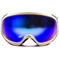 f0ddac4c326 Ocean Sunglasses Mc Kinley - gafas de esquí - Montura   Marrón - Lentes    Azul