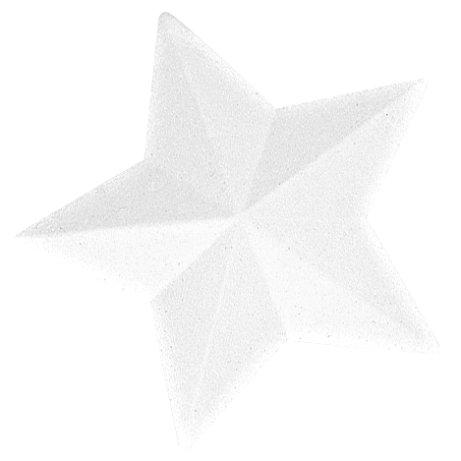 Rayher 3325800 Styropor-Stern, 20 cm