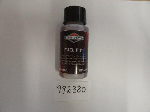 Briggs & Stratton - Vero additivo per benzina/Stabilizzatore 100ml 992380 - Briggs Stratton Benzina Motori