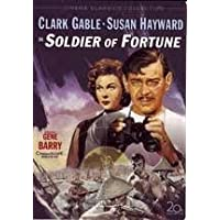 Soldier of Fortune DVD Clark Gable Susan Howard Region 1