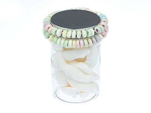 Boite cadeau - Souris blanches en guimauve