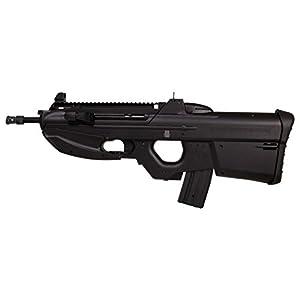 FN Herstal Gewehr F2000 (F 2000) AEG Elektrische Kugeln für Erwachsene, Unisex, Schwarz, 70 x 17 x 6