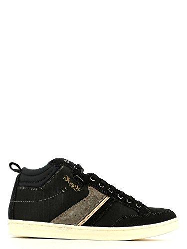 Wrangler WM152101 Sneakers Uomo Camoscio Grigio Grigio 40