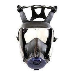 Moldex-/Polvere e gas maschera respiratore Full Face Serie 9000, 9001, 9002, 9003, Black, 9002 Medium - Overmolded Della