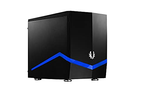 BitFenix BFC-CLI-300-KKLS1-RP computer case - computer cases (PC, 1x 120 mm, 1x 120 mm, Plastic, (Rivestimento Di Raffreddamento Fan)
