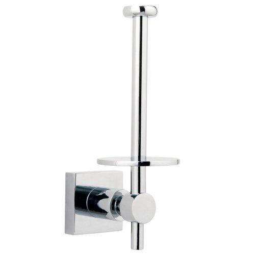 Nie Wieder Bohren HU234 Hukk WC-Ersatzrollenhalter, verchromt inklusive - Befestigungstechnik