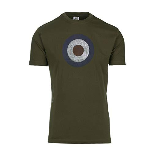 T-Shirt Royal Air Force Kaki