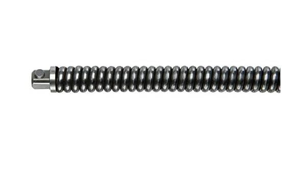 """Vierkant-Kupplung 3//8/"""" von E/&R Rohrreinigungsspirale Ø16mm 5//8/"""" für KaRo®"""