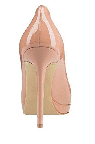 HarrowandSmith British Fashion Store  Hs, Escarpin femme Beige