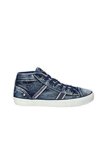 Wrangler WM181032 Haute Sneakers Homme