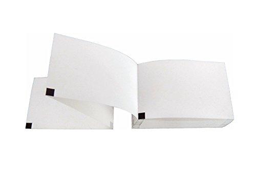 EKG-Thermopapier in Faltlage zu Fukuda OP-124TE