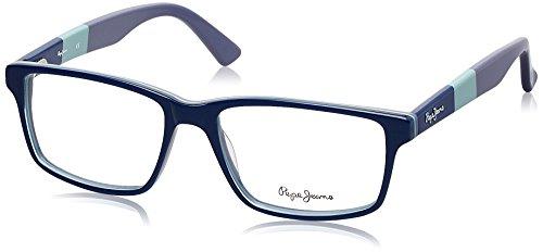 e3a1e1a476b46 Pepe jeans pj3139-c3-54 Wayfarer Eyewear Frame Blue Pj3139c354- Price in  India
