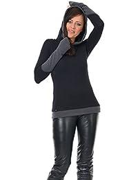 3 Elfen - Sweat-shirt à Capuche - fée - Femme