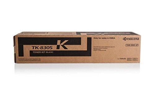 Preisvergleich Produktbild Kyocera TASKalfa 3051 ci (TK-8305 K / 1T02LK0NL0) - original - Toner schwarz - 25.000 Seiten