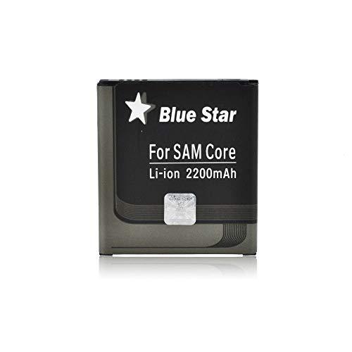 Blue Star Premium - Batería de Li-Ion litio 2200 mAh de Capacidad Carga Rapida 2.0 Compatible con el Samsung Galaxy Core Prime G3608 / G3606 / G3609