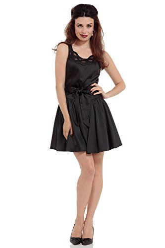 Voodoo Vixen Kleid SOPHIA DRESS 8273 Schwarz XL