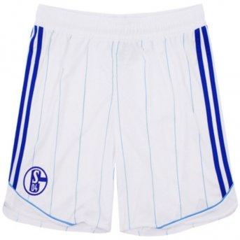 FC Schalke 04 Auswärts-Hose Kids, weiß, Größe: 164