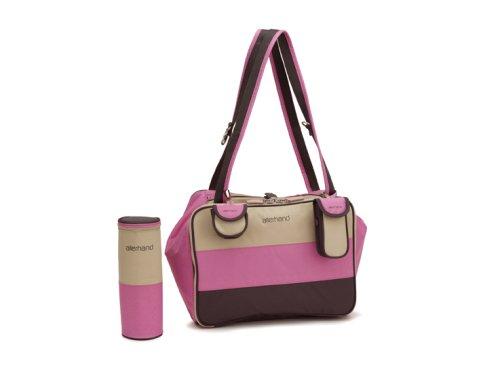 Preisvergleich Produktbild Allerhand AH-BT-SLB-01N 111 - Shoulder Bag Flamingo - Wickeltasche