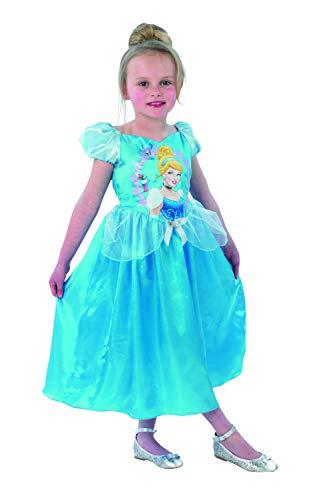 Cinderella Accessoires Kostüm - Rubie's 3888784 - Kostüm für Kinder - Cinderella Storytime, L