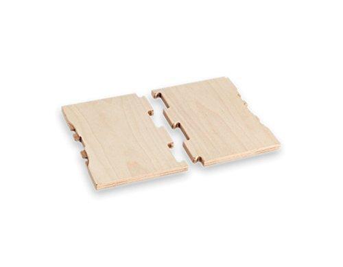 Arbeitsplatte Deckel zweiteilig für die L-Boxx