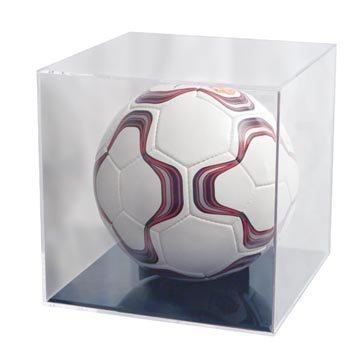 Creative Sports Enterprises BQ-VOLLEYBALL BallQube Volley Ball Display Case-Holder by Creative Sports