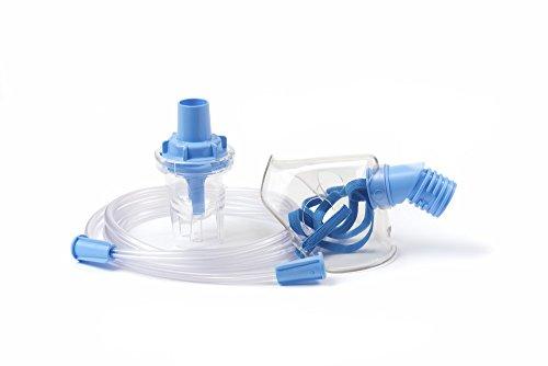 Clement Clarke l3605492Pediatric-Jet Vernebler-Set-Maske, Kammer & Tubing (Pediatric Maske)