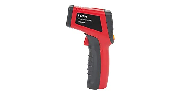 Stier infrarot thermometer messbereich °c °c v