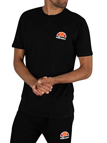 ellesse Canaletto T-Shirt, Herren M Grau (Anthrazit)