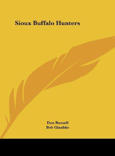 Sioux Buffalo Hunters