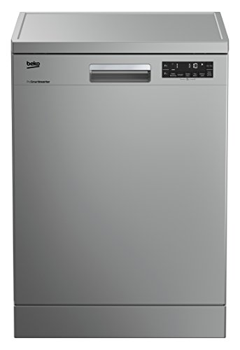 Beko DFN26220S Geschirrspüler / A++ / Unterbaufähig / Schnell & Sauber Programm / TrayWash-Funktion / Halbe Beladung Funktion / SteamGloss / Turbotrocknung / Watersafe+