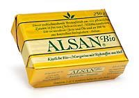 Alsan Bio Margarine 250g