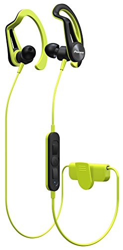 Pioneer SE-E7BT-Y - Auricular Deportivo con Bluetooth