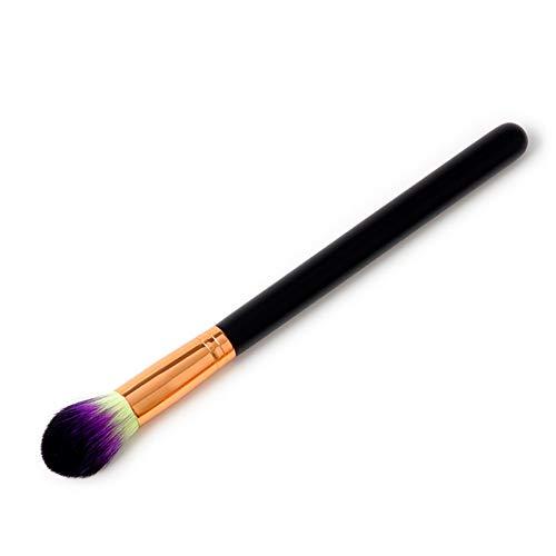 AHEFA1 Stücke Tapered Blending Pinsel Kleine Kontur Textmarker Mixer Blühende Make-Up Pinsel -