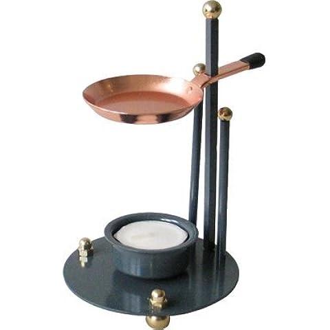 Incenso fornelletto 16cm con candela inclusa di Anvenor