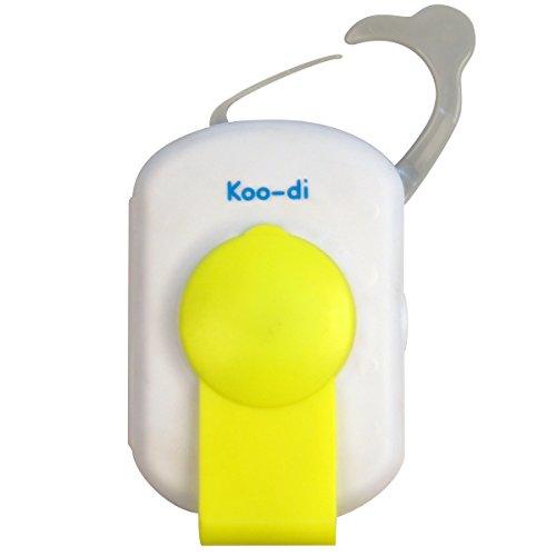 Koo-Di KD089/34 Etui für Feuchttücher in Taschenformat mit Lasche zum Anhängen