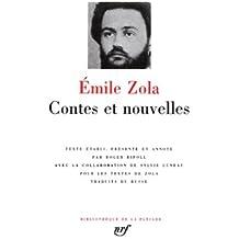 Émile Zola : Contes et Nouvelles