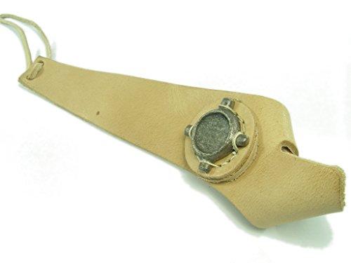 Segelmacherhandschuh Für Rechtshänder geeignet