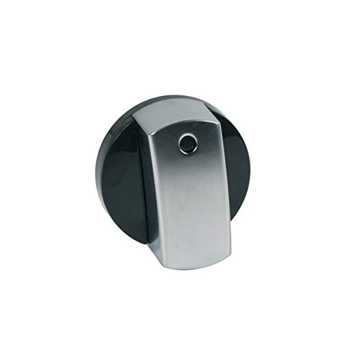 Bosch Siemens 428529 00428529 ORIGINAL Knebel Drehgriff Kochplattendrehgriff Regulierknebel Schaltknopf Gasherd Gasmulde Gaskochfeld auch Constructa Neff Balay