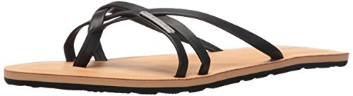 Volcom Lookout SNDL Zehentrenner, Tongs Femme