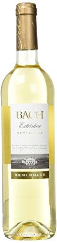 Bach Extrisimo - Vino Blanco Semidulce - 0,75 L