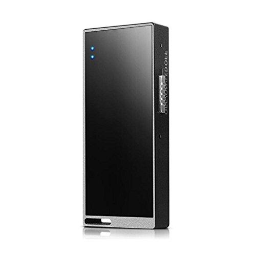 NORMIA RITA Mini Diktiergerät Stift 1080P HD TF Karte Unterstützung 32GB Portable Video Diktiergerät Perfekt für die Aufnahme von Vorlesungen, Meetings und Interviews – Schwarz