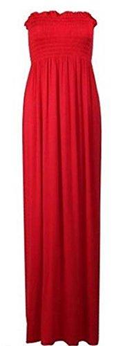 WICKEDFASHIONS123 -  Vestito  - Donna Red