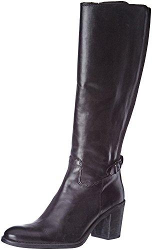 Buffalo London Stiefel Sauvage Cohiba 01 2508 B Braun (40) (Leder Cowboy-stiefel Buffalo)